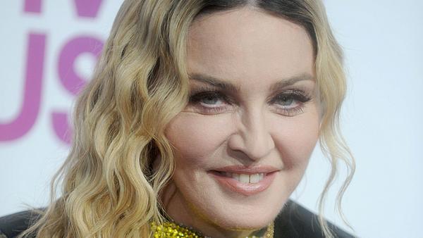 Madonna liebt das Mama-Dasein auch, wenn es oft sehr anstrengend ist