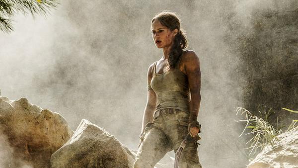 Alicia Vikander spielt Lara Croft