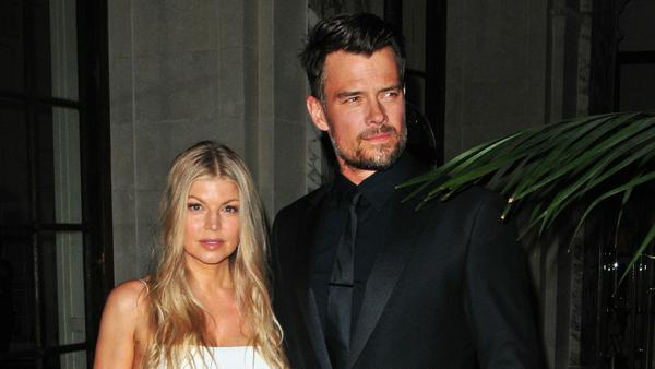 Fergie mit ihrem Ex-Mann Josh Duhamel