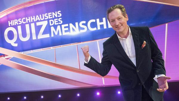 """""""Hirschhausens Quiz des Menschen"""": Dr. Eckart von Hirschhausen"""
