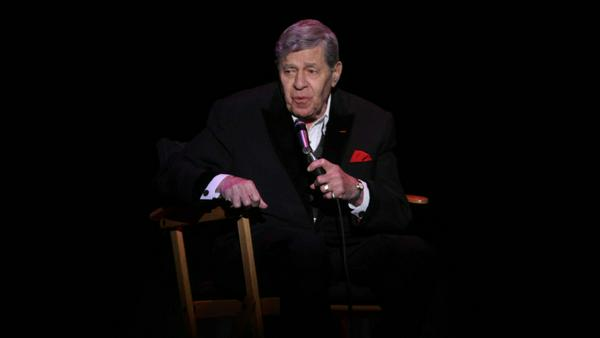 Jerry Lewis starb am 20. August 2017