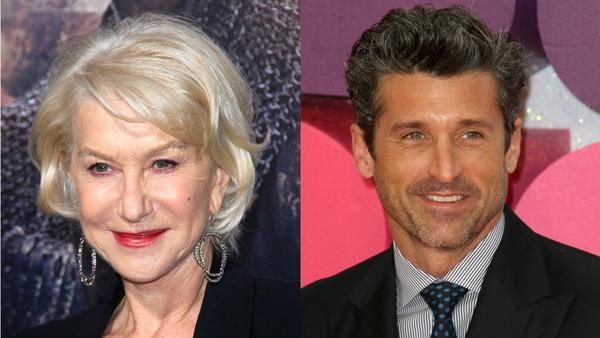 """Helen Mirren und Patrick Dempsey gehören zum Cast von """"Berlin, I Love You"""""""