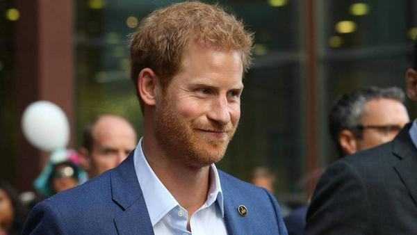 Prinz Harry ist (noch) ohne Meghan in Toronto unterwegs