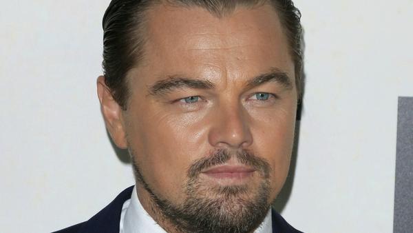 Setzt sich unermüdlich für den Klimaschutz ein: Leonardo DiCaprio