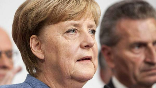 Angela Merkel hat die Wahl zwar gewonnen, die Union hat allerdings viele Wähler verloren