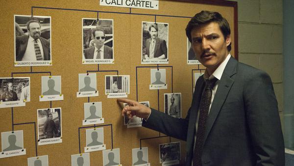 "Pedro Pascal ist in ""Narcos"" auf der Jagd nach Drogenbossen"