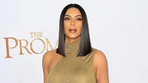 Kim Kardashian ist bereits Mutter zweier Kinder