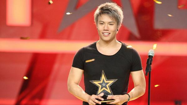 """Jay Oh war """"Das Supertalent 2015"""""""