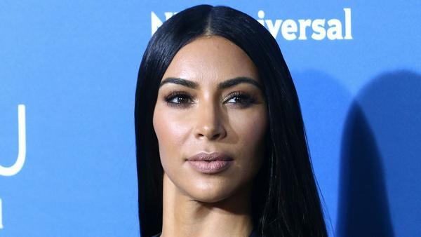 Kim Kardashian kann mit ihren Millionen Followern gut umgehen