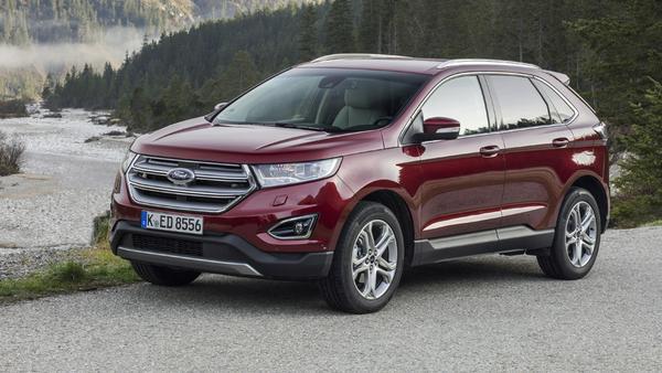 US-Autokultur auf deutschen Straßen: Ford Edge