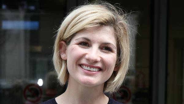 """So viel Lob vom ehemaligen """"Doctor Who"""" macht Jodie Whittaker bestimmt Mut"""