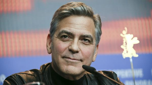 Mime George Clooney sollte über eine Laufbahn in der Kirche nachdenken, wenn es mit Hollywood nicht mehr klappt
