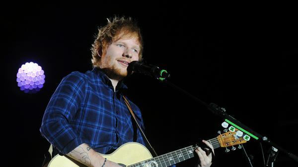 Ein wahrer Geldregen wartet im Stadion auf Ed Sheeran