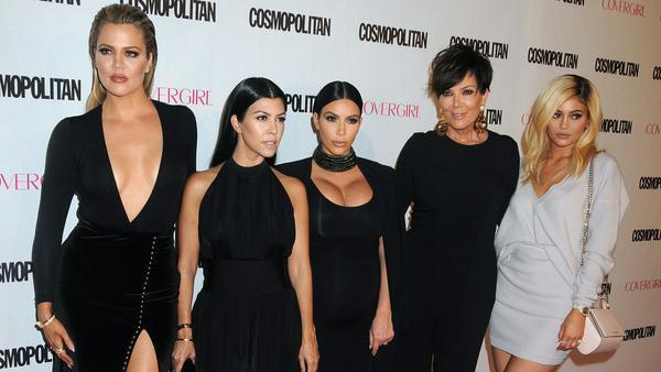 Der Kardashian-Jenner-Clan sorgt regelmäßig für Schlagzeilen