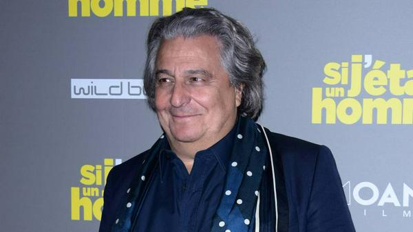 Sein neuester Film kommt nicht bei allen gut an: Schauspieler Christian Clavier
