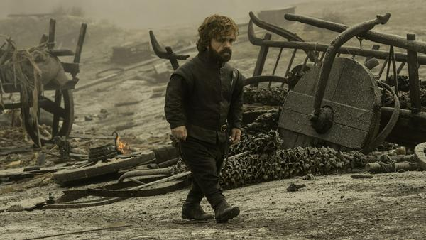 "Peter Dinklage alias Tyrion Lennister in ""Game of Thrones"""