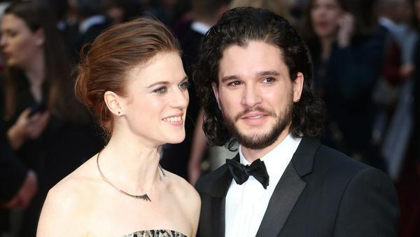 """Rose Leslie und Kit Harington verliebten sich am Set von """"Game of Thrones"""" ineinander"""