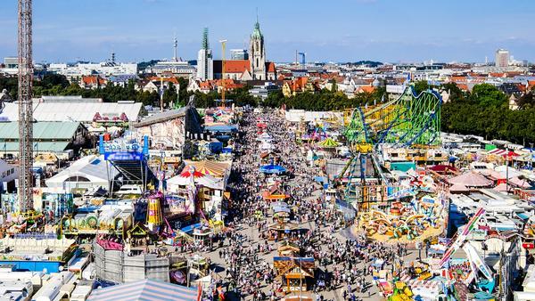 Zieht wieder hunderttausende Besucher nach München: das Oktoberfest