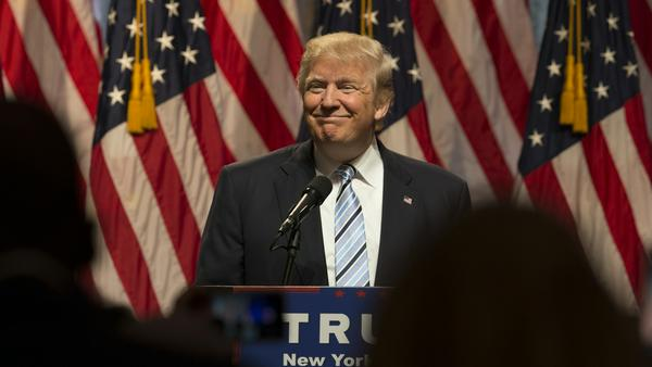 Gibt sich selbstischer und ignorant wie immer: Donald Trump