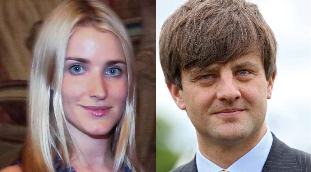 Verliebt, verlobt und bald auch verheiratet: Ekaterina Malysheva und Prinz Ernst August von Hannover