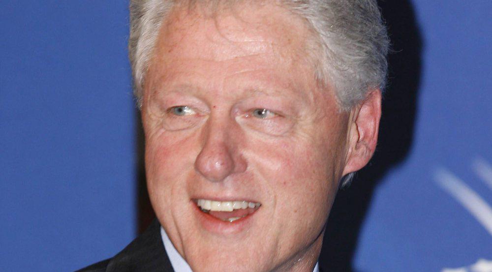 Ex-Präsident Bill Clinton erfreut sich auch heute noch großer Beliebtheit
