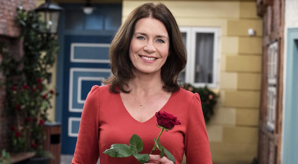 Aktuell ist Patricia Schäfer als Helen in der 14. Staffel von