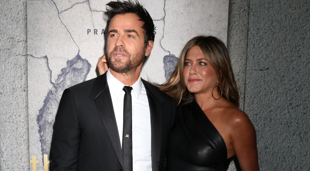 Justin Theroux und Jennifer Aniston sind seit 2015 verheiratet