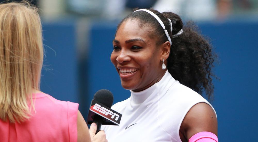 Serena Williams könnte bald offiziell gute Nachrichten verkünden