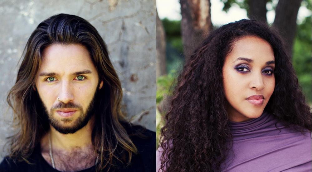 Gil Ofarim und Cassandra Steen freuen sich auf