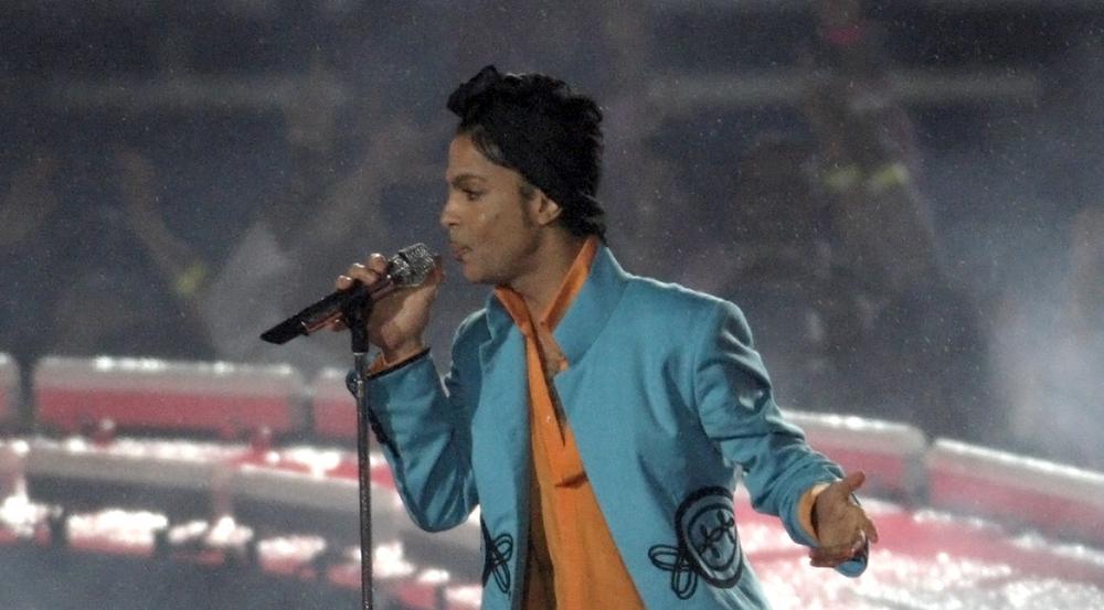 Starb vor ziemlich genau einem Jahr an einer Schmerzmittel-Überdosis: Prince