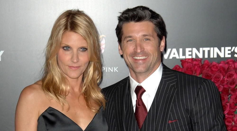Patrick Dempsey und seine Frau Jillian Anderson haben die Scheidungspläne längst verworfen