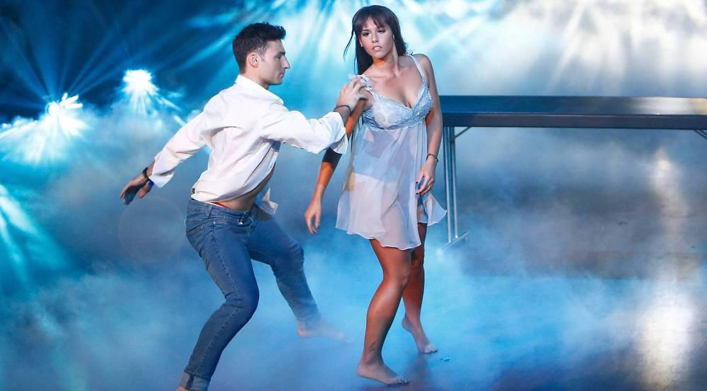 Sarah Lombardi - hier mit Tanzpartner Robert Beitsch - und andere Ex-Teilnehmer dürfen erneut bei RTL aufs Tanzparkett