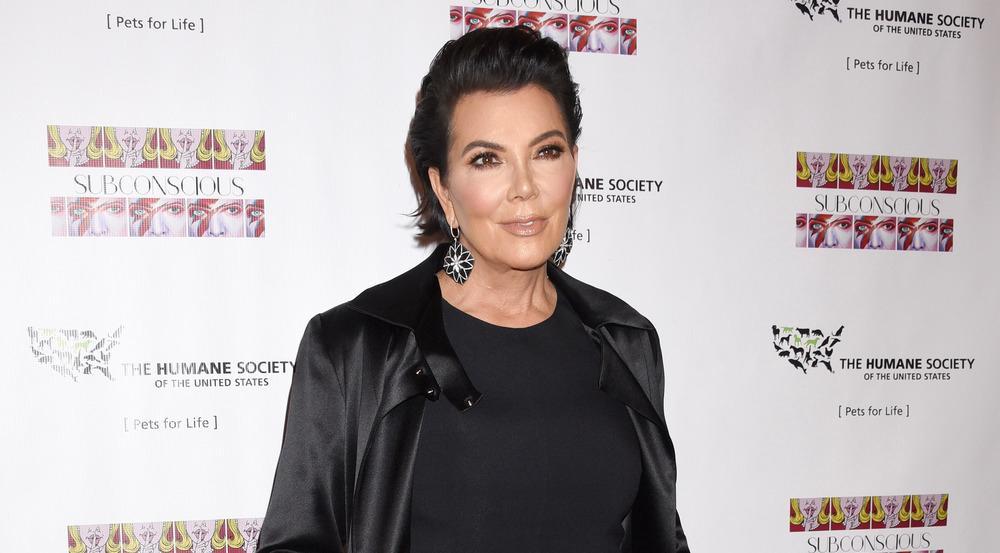 Kris Jenner bei einer Veranstaltung