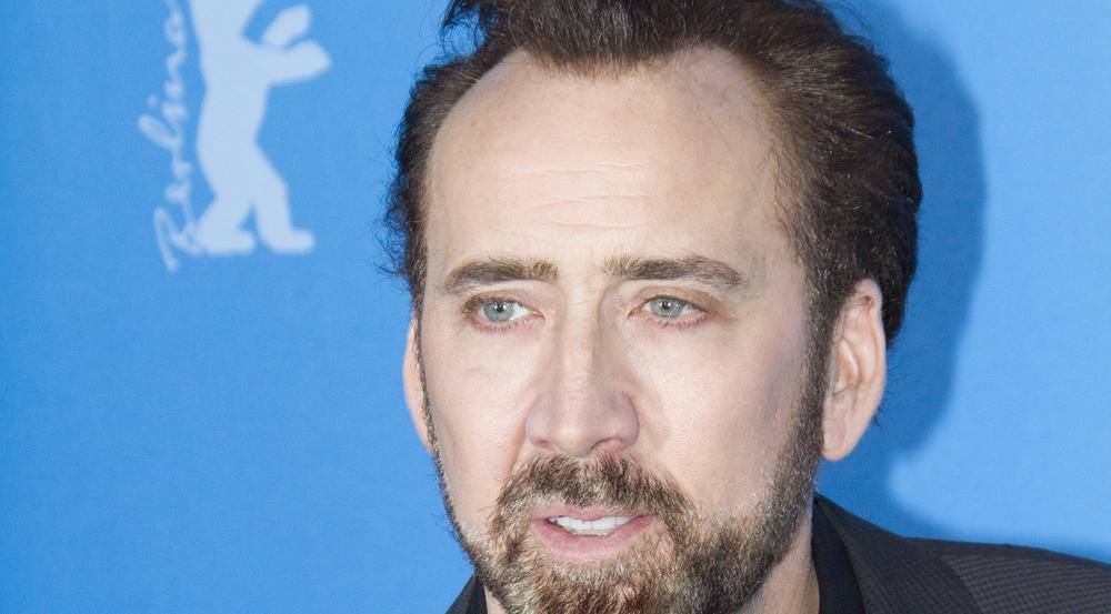 Nicolas Cage erholt sich in L.A. von seinem Knöchelbruch
