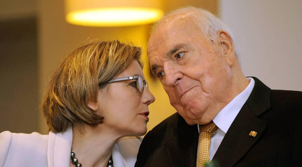 Maike Kohl-Richter war seit 2008 mit Helmut Kohl verheiratet