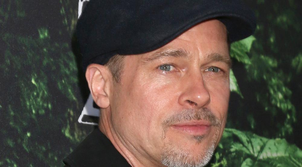 Armer Brad Pitt! Er durfte den Vatertag nicht mit seinen Kindern verbringen