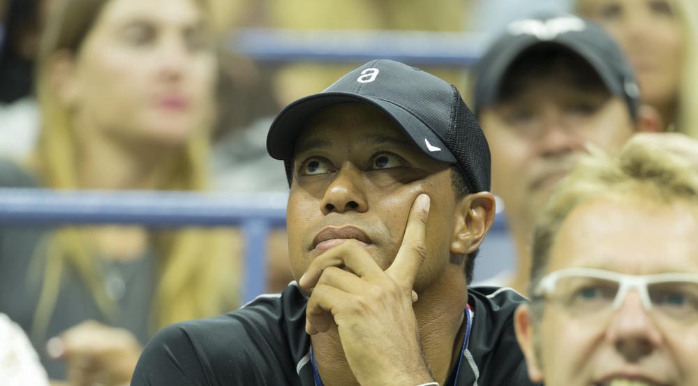 Hat Tiger Woods sein Problem erkannt oder will er nur einer harten Strafe aus dem Weg gehen?