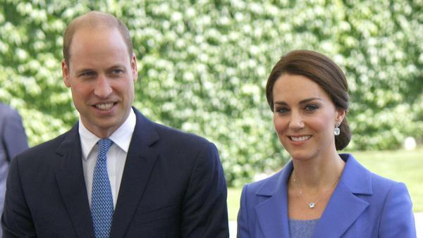 Haben vor Gericht einen Erfolg erstritten: Prinz William und Herzogin Kate