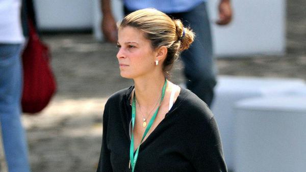 Noch immer schmerzt sie die Trennung: Springreiterin Athina Onassis