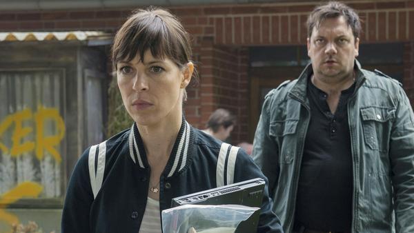 Gehen wieder auf Verbrecherjagd: Katrin König (Anneke Kim Sarnau) und Alexander Bukow (Charly Hübner)