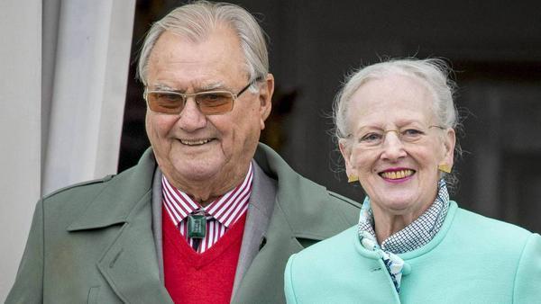 Königin Margrethe II. und Prinz Henrik sind seit 50 Jahren verheiratet