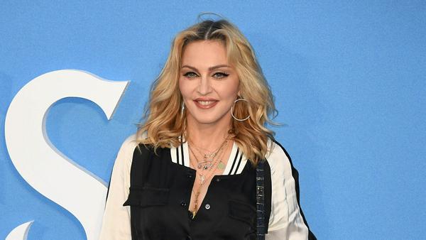 Madonna wartet immer noch auf ihr Paket