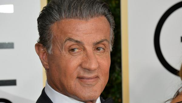 Sylvester Stallone spendete Maria Menounos Kraft
