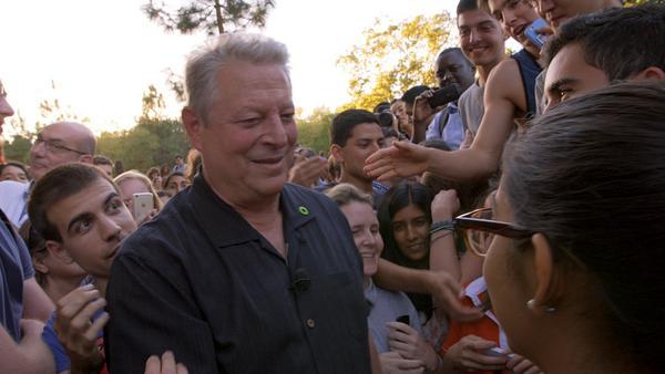 Al Gore ist ein viel gefragter Mann
