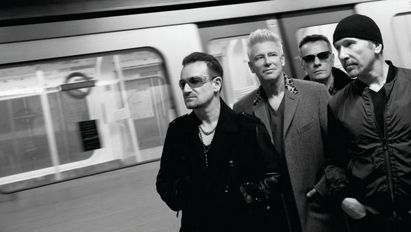 Kommen wieder mit neuer Musik ums Eck: U2