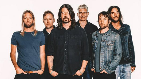 Veröffentlichen bald ihr neues Album: Die Foo Fighters