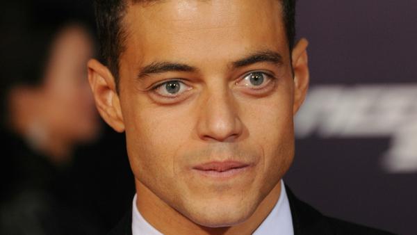 Rami Malek ungeschminkt: Eine Ähnlichkeit zu Freddie Mercury sieht man nur bedingt
