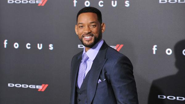"Will Smith wird in ""Aladdin"" zu Dschinni"
