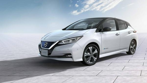 Die zweite Generation des Nissan Leaf