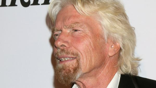 Richard Branson will Hurrikan